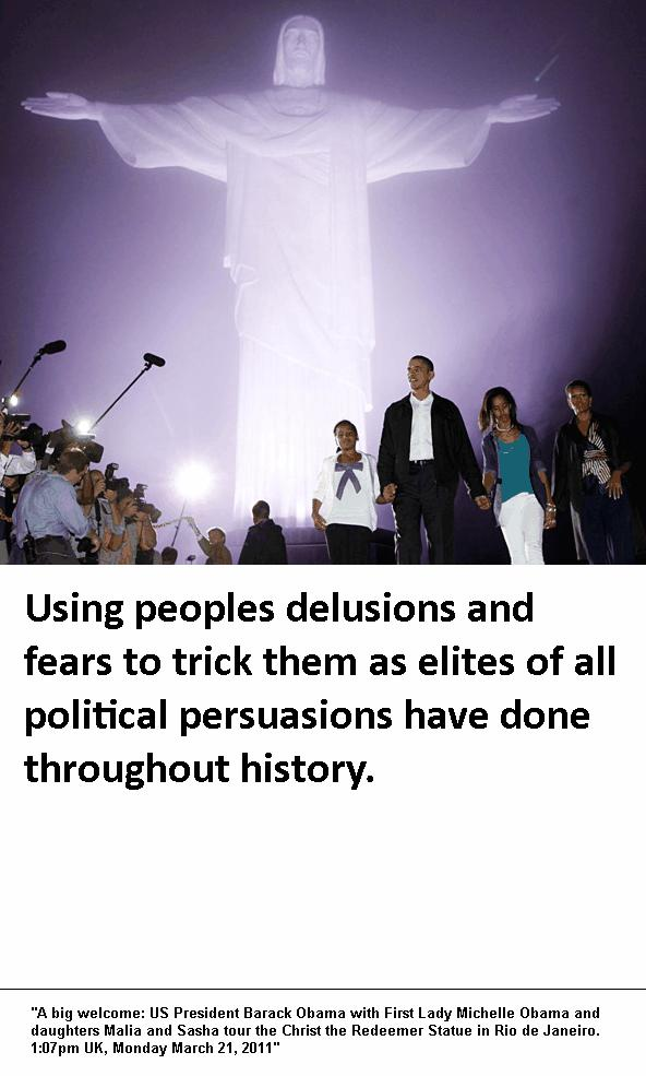 The Grand Delusion - Elites Tricking The People