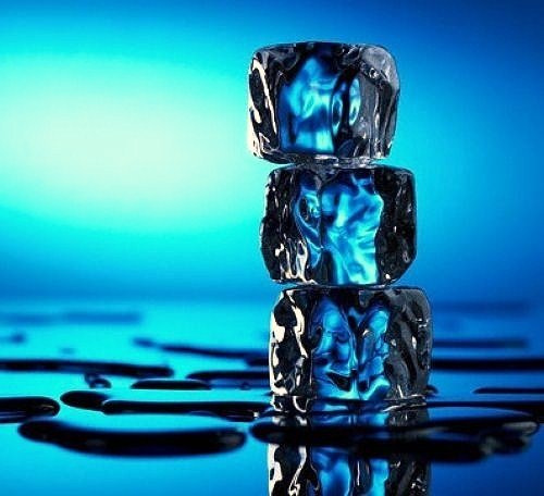 How do you melt ice?