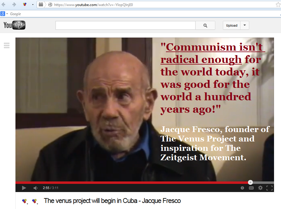 Communism isn't radication enough - Jacque Fresco